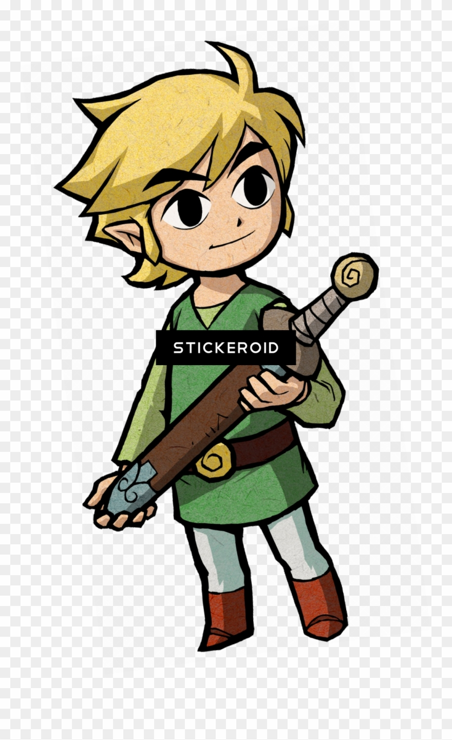 Zelda Link Legend Of The.