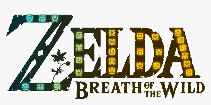 Zelda Breath Of The Wild Logo Png.
