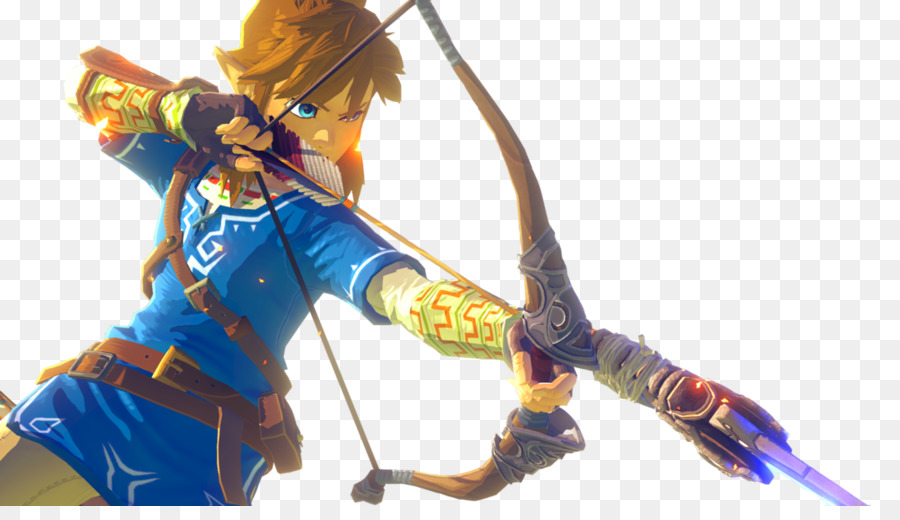Legend Of Zelda Breath Of The Wild Lance png download.