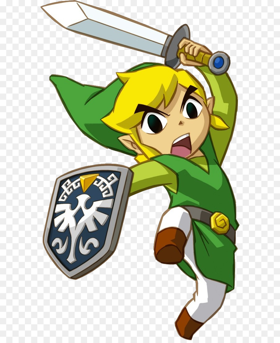 58+ The Legend Of Zelda Clipart.