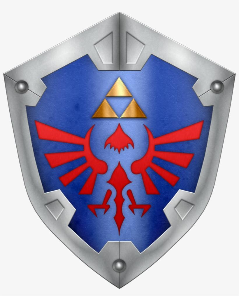 Zelda Clipart Master Shield.