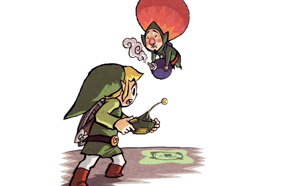 Daily Debate: Did the Tingle Tuner Make the Tingle Statue.