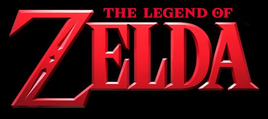 Download Free png The Legend of Zelda logo.