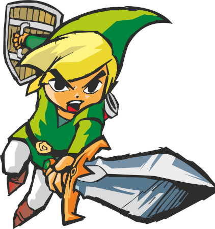 Zelda Png Logo.