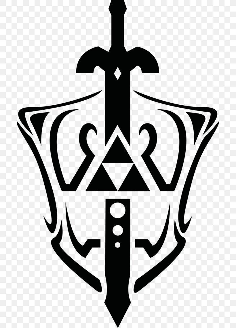 The Legend Of Zelda: The Wind Waker Triforce Master Sword.