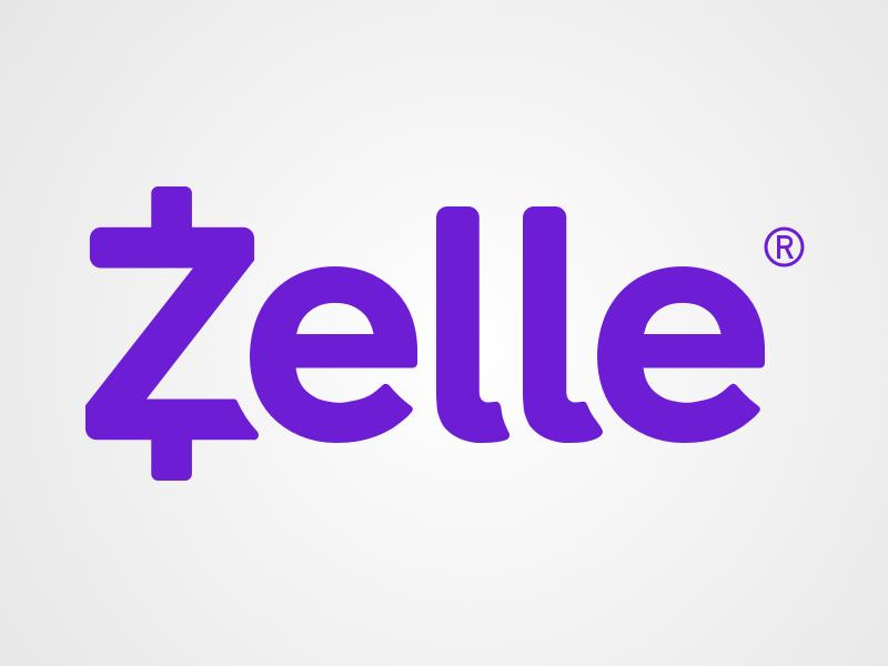 Zelle Pay Vector Logo Sketch freebie.