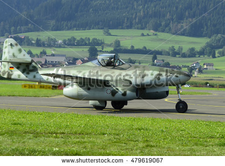 Messerschmitt Stock Photos, Royalty.