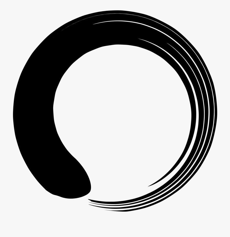 Zen Circle , Free Transparent Clipart.