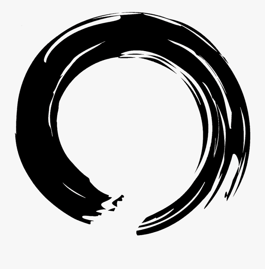 Transparent Zen Circle Png.