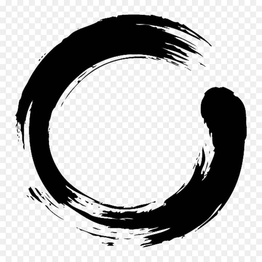 Zen Circle png download.