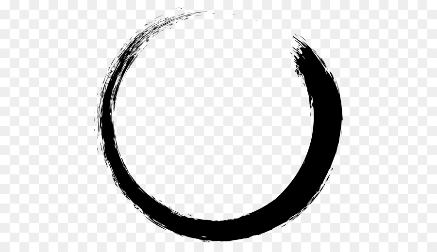 Zen Circle png download.