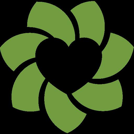 Zendesk Logo Icon of Flat style.