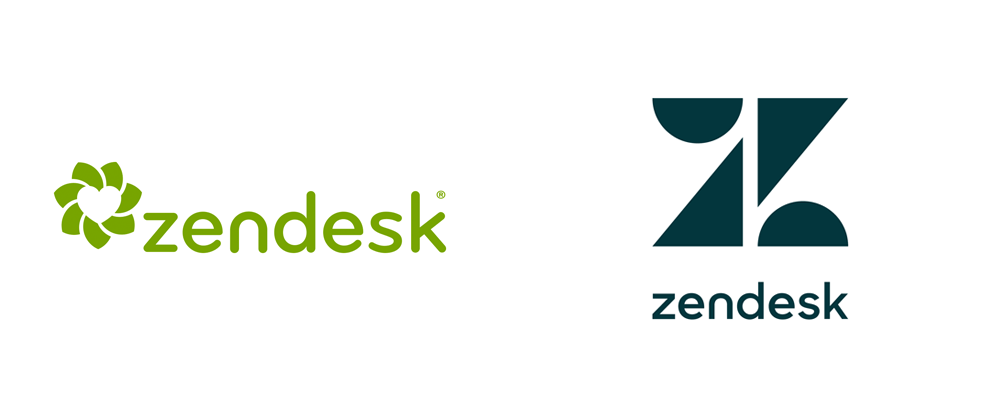 Brand New: New Logo for Zendesk done In.
