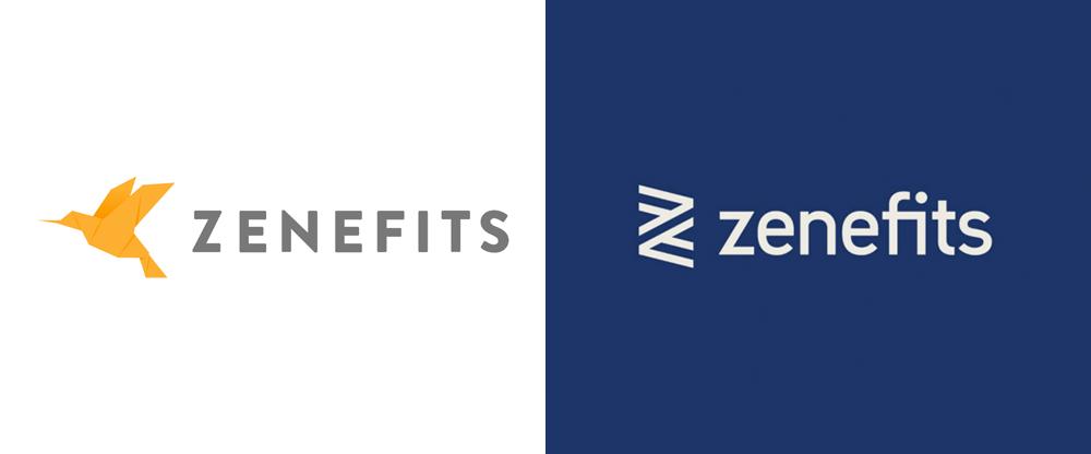 Brand New: New Logo for Zenefits.