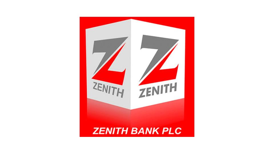 Zenith Bank Logo.