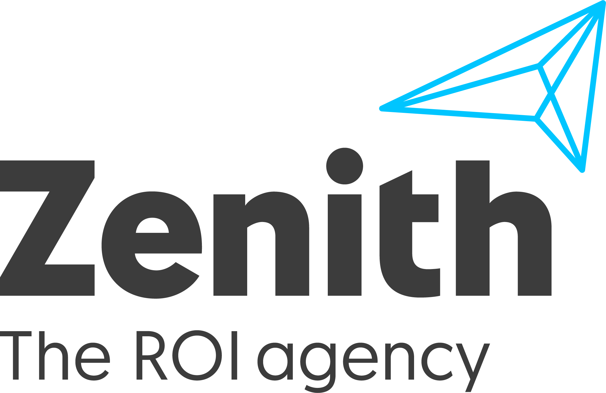 Advertising Agency Zenith Moldova Logo Image.