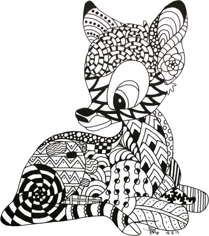 Zentangle Art Png Vector, Clipart, PSD.