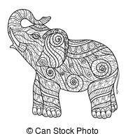 Zentangle Illustrations and Stock Art. 13,091 Zentangle.