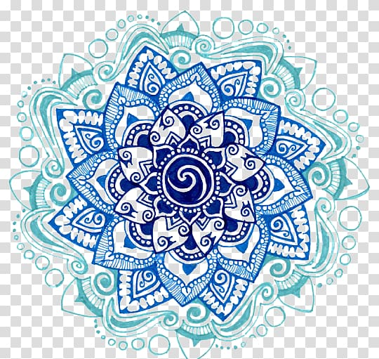 Mandala Coloring book Padma Zentangle Buddhism, sing yourself silly.