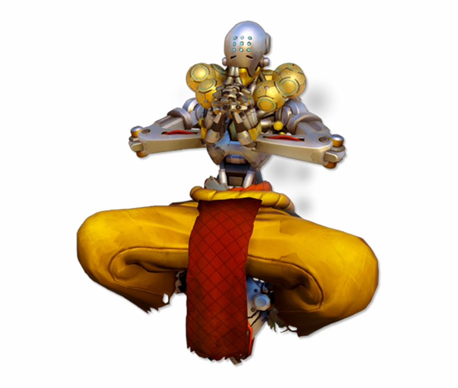zenyatta Calls Upon Orbs Of Harmony And Discord To.