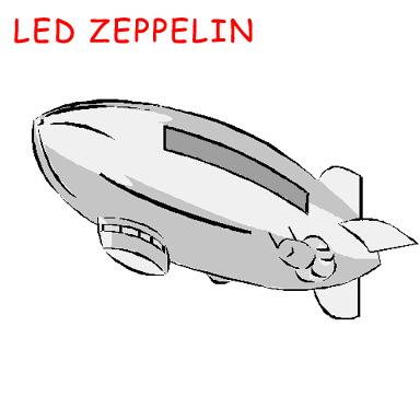 Free led zeppelin clipart.