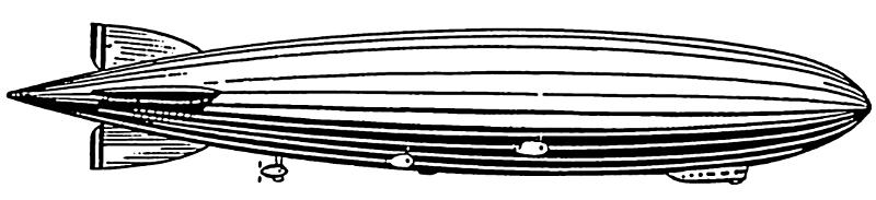 Zeppelin Clip Art Download.