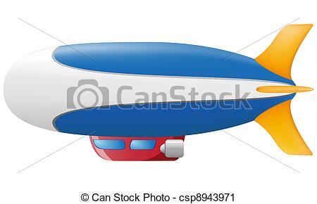 Zeppelin Clip Art and Stock Illustrations. 707 Zeppelin EPS.