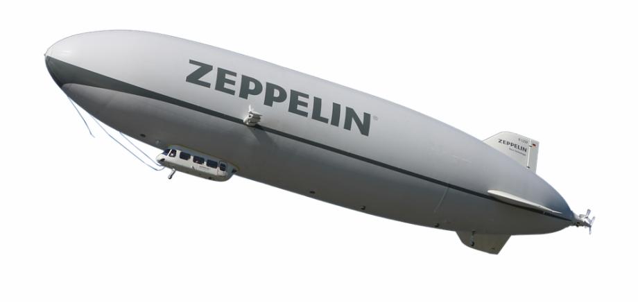 Zeppelin Png Background Image.