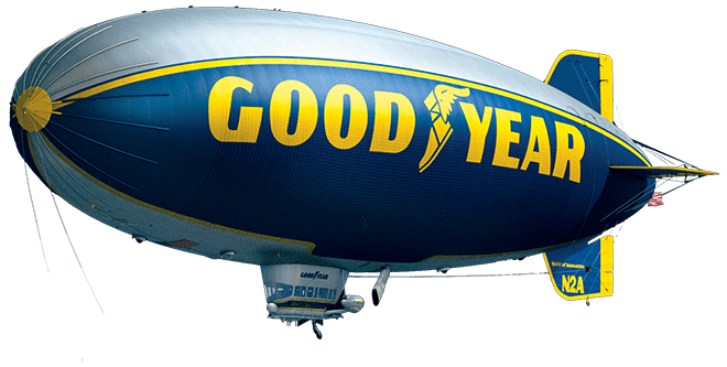 Download Free png good year zeppelin.