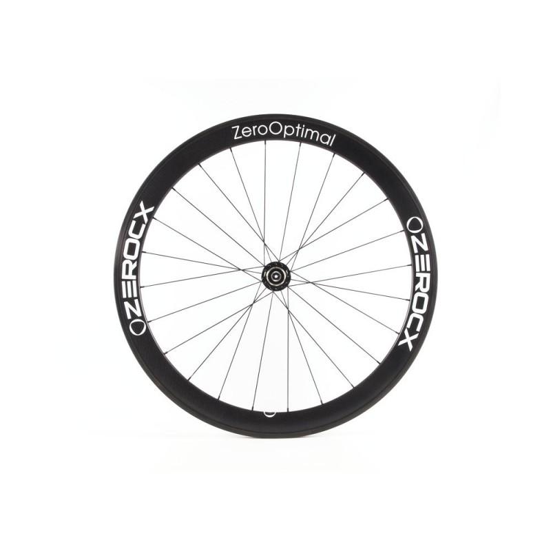 Clincher carbon road bike wheels 38.