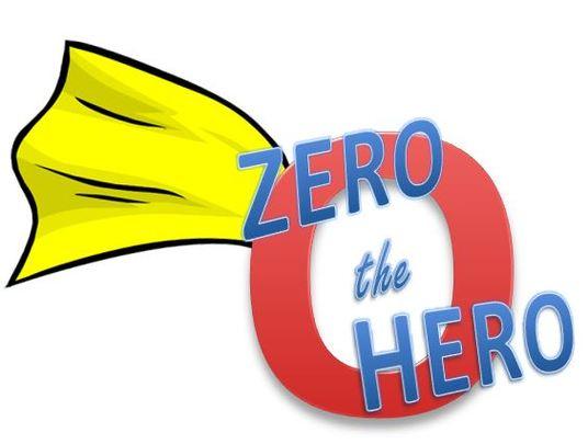 ZERO the HERO.