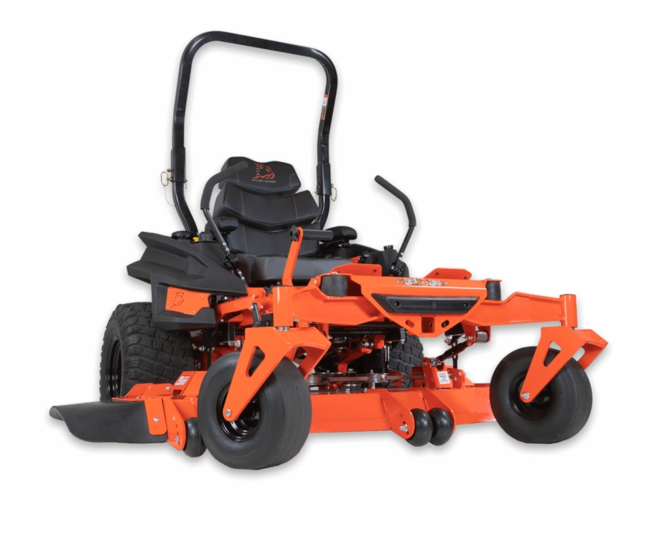 The All New Rogue Commercial Zero Turn Mower From Bad.