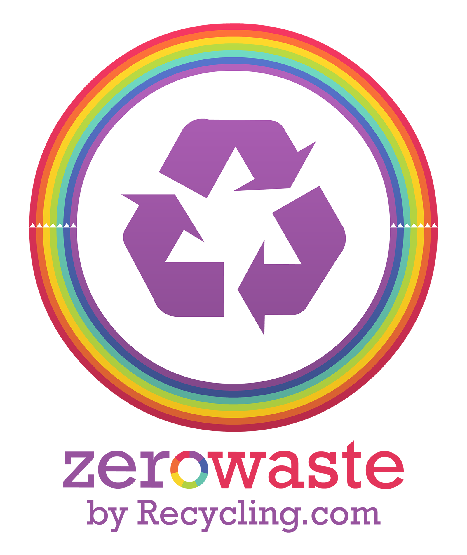 Download Zero Waste Symbol or Logo by Recycling.com.