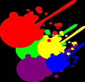 Paint Splatter Clip Art & Paint Splatter Clip Art Clip Art Images.