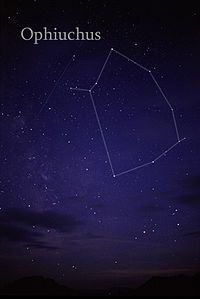 1000+ ideas about Ophiuchus Constellation on Pinterest.