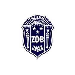 Zeta Phi Beta Content Page.
