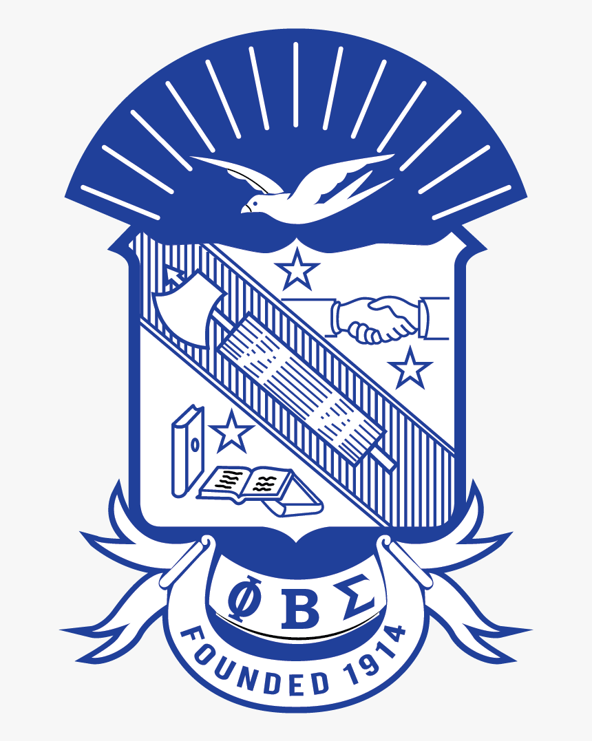 Phi Beta Sigma Crest Clipart , Png Download.