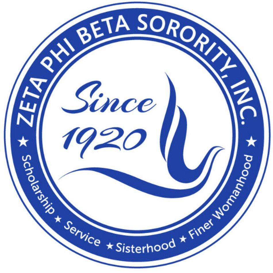 Zeta Phi Beta Sorority Logo free image.