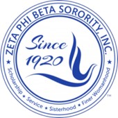 Zeta Phi Beta Sorority, Inc. Theta Phi Chapter.