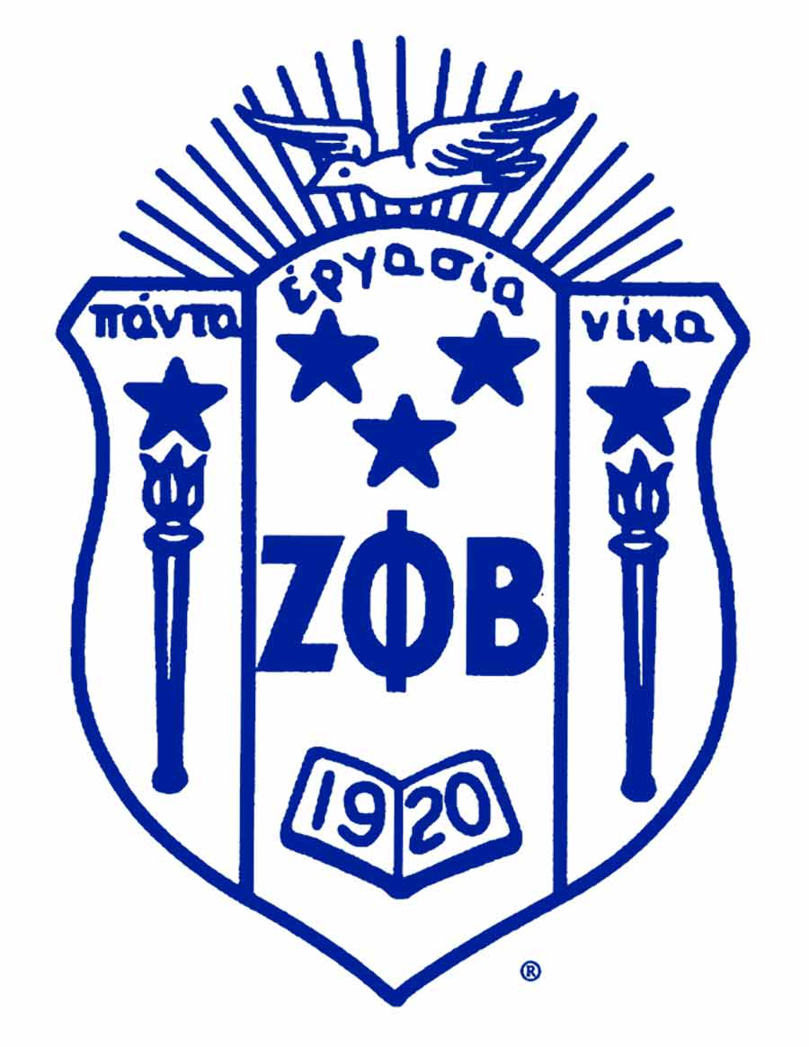 Zeta Omicron Chapter of Zeta Phi Beta Sorority Incorporated.
