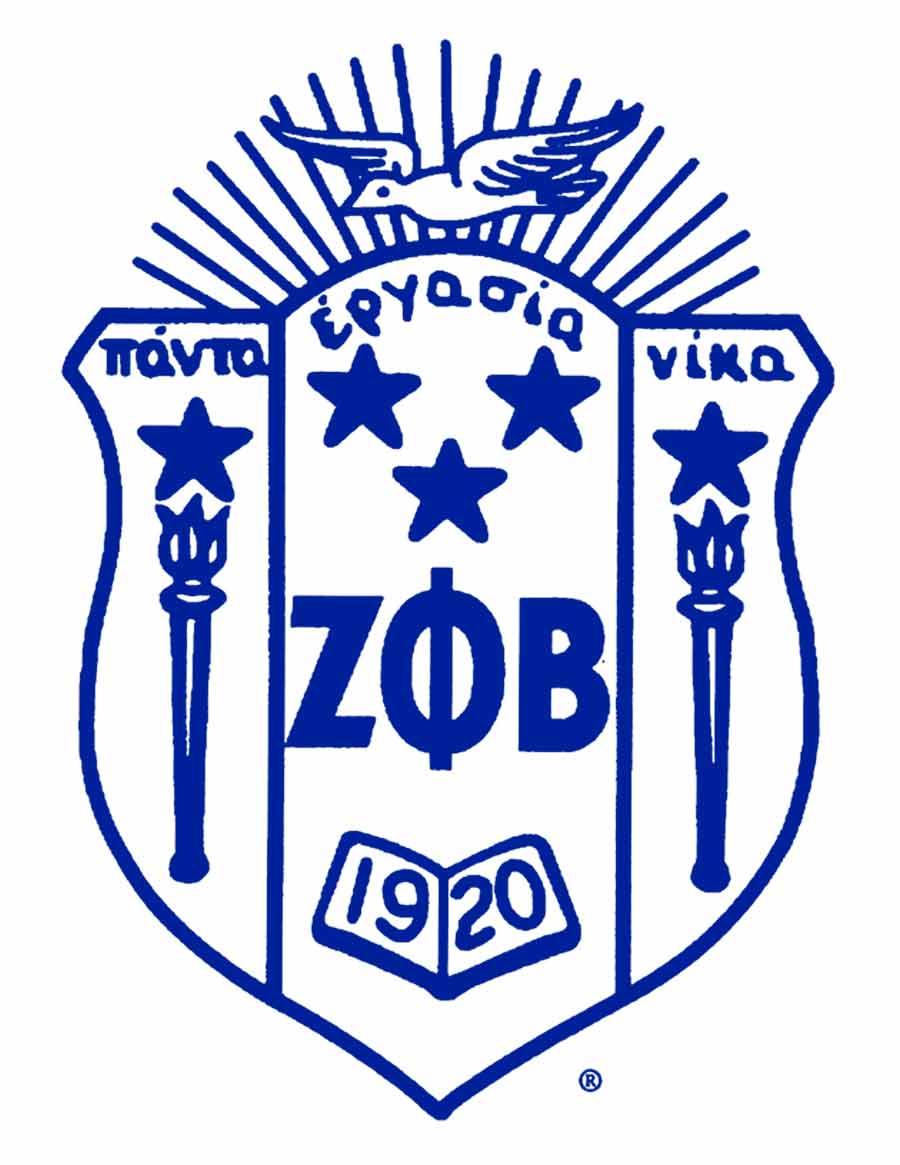 Zeta Omicron Chapter of Zeta Phi Beta Sorority Incorporated.