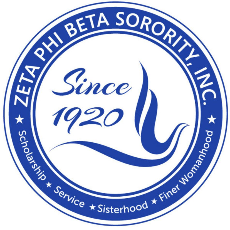 Zeta Phi Beta Sorority Logo free image.