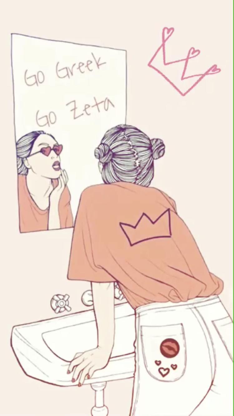 Go zeta mirror graphic.