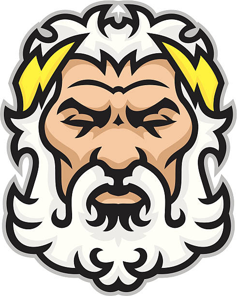 Best Zeus Illustrations, Royalty.