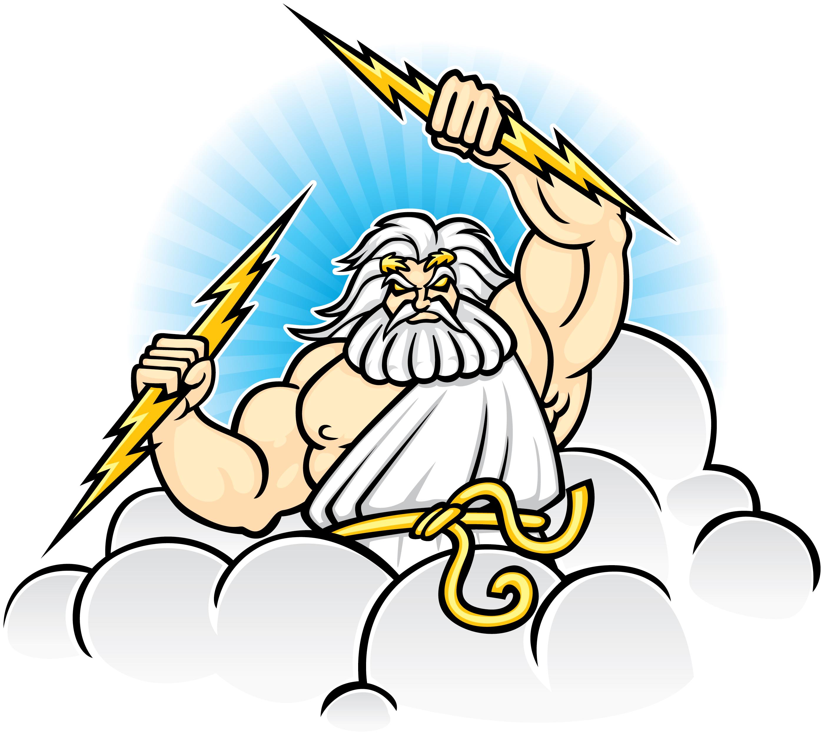 Zeus Clipart.