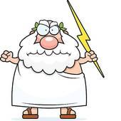 Zeus clipart #19