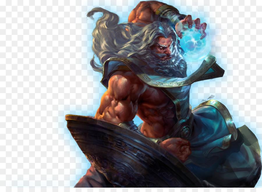 Smite World Championship Zeus Mount Olym #159279.