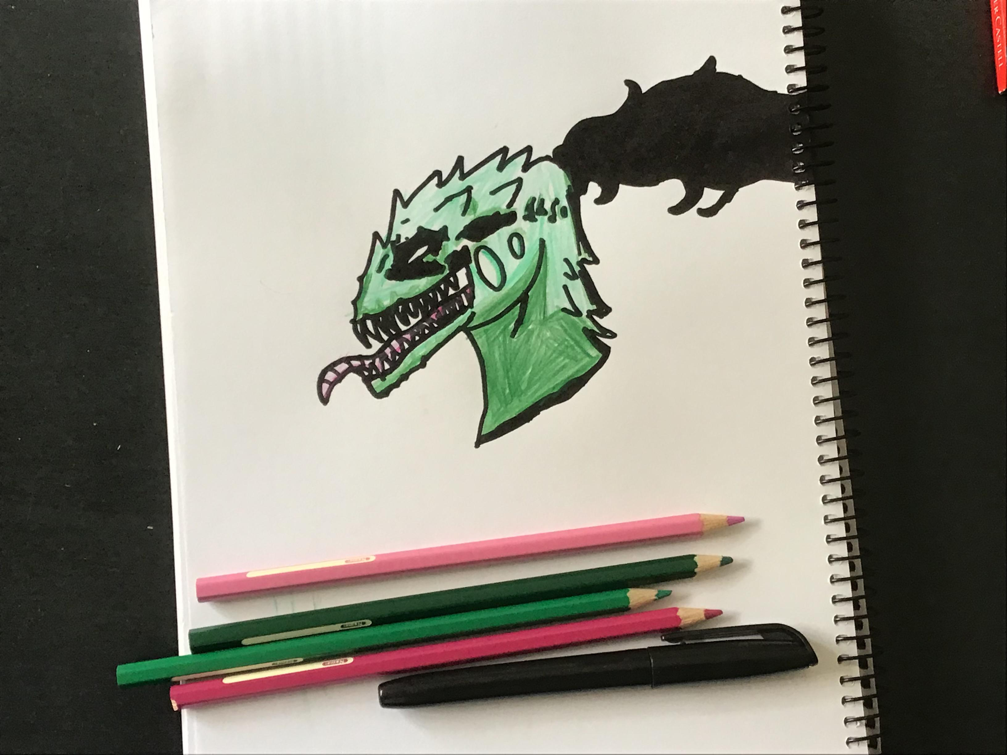 My ZHC logo redraw (without spike ball) : ZHCSubmissions.