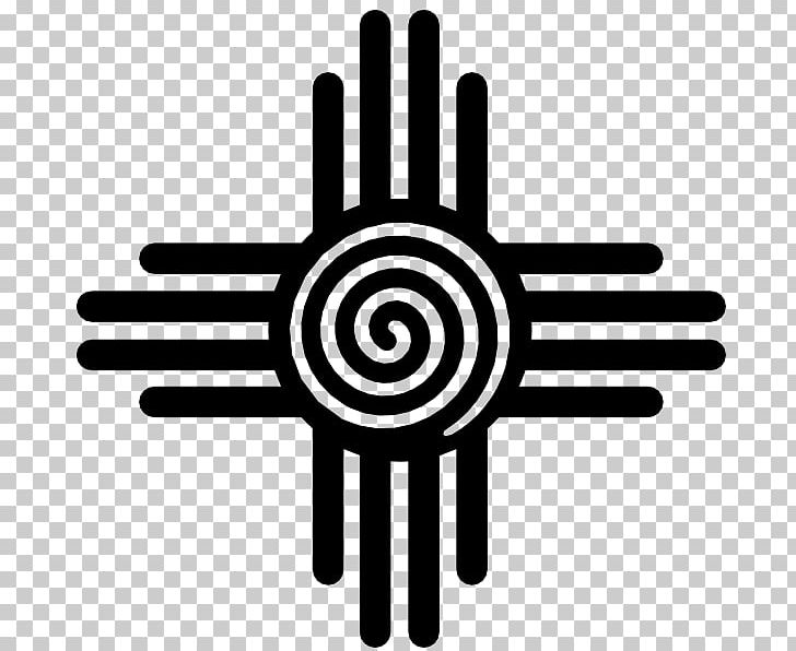 Zia Pueblo Zia People Solar Symbol Navajo PNG, Clipart, Black And.