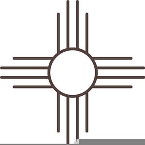 Zia Sun Symbol.